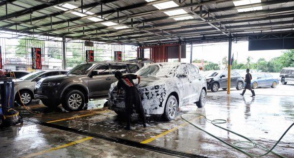quy định về kinh doanh rửa xe
